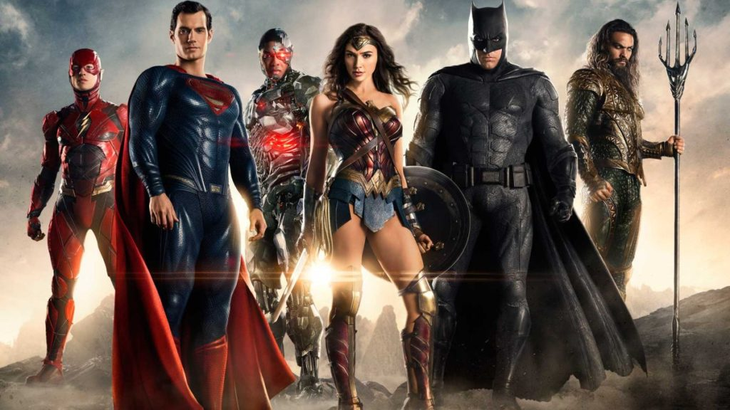 Justice League ปี 2017