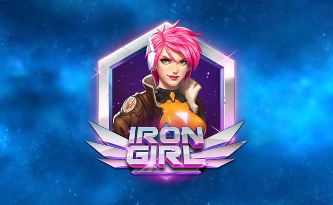 Iron Girl สาวน้อยเหล็กไหล