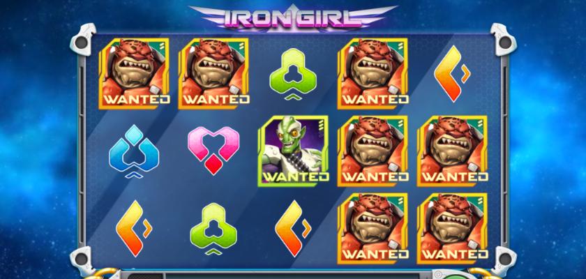 Iron Girl - play